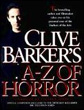 Clive Barkers A To Z Of Horror