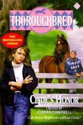 Thoroughbred 23 Cindys Honor