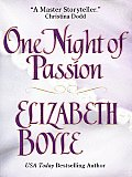 One Night of Passion