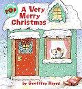 Very Merry Christmas A Little Pop Book