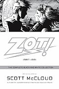 Zot 1987 1991 The Complete Black & White Collection
