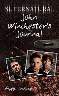 Supernatural John Winchesters Journal