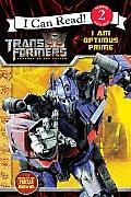 Transformers Revenge of the Fallen I Am Optimus Prime