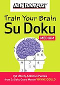 New York Post Train Your Brain Su Doku: Medium