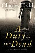 Duty to the Dead Bess Crawford