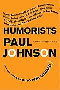 Humorists From Hogarth to Noel Coward