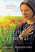 Springs Renewal Seasons of Sugarcreek Book Two