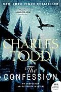 Confession An Inspector Ian Rutledge Mystery