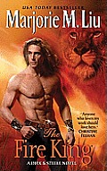 The Fire King: A Dirk & Steele Novel