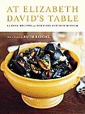 At Elizabeth Davids Table