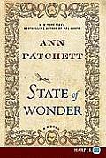 State of Wonder Large Print