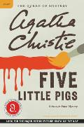 Five Little Pigs Hercule Poirot