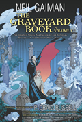 The Graveyard Book 1