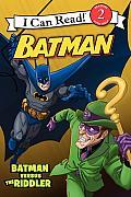 Batman Classic Batman vs the Riddler