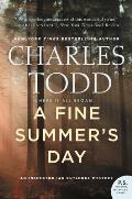 Fine Summers Day An Inspector Ian Rutledge Mystery