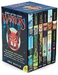 Warriors Omen of the Stars Box Set Volumes 1 to 6