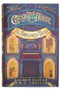 The Shrunken Head (Curiosity House #1)
