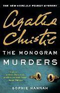 Monogram Murders Hercule Poirot