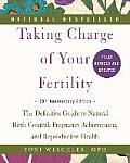 Taking Charge of Your Fertility 20th Anniversary Edition
