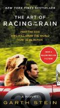 Art of Racing in the Rain Movie Tie in Edition A Novel