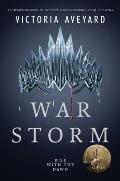 Red Queen 04 War Storm