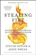Stealing Fire The Secrets of Super Performers from Google Executives to Navy Seals