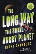 The Long Way to a Small Angry Planet (Wayfarers #1)