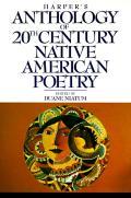 Harpers Anthology of Twentieth Century Native American Poetry