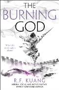 Burning God Poppy War Book 3