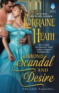 Beyond Scandal and Desire: A Sins for All Seasons Novel (Sins for All Seasons #1)