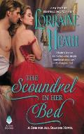 Scoundrel in Her Bed A Sin for All Seasons Novel