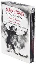Scary Stories Set The Complete 3 Book Collection