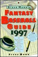 Steve Manns Fantasy Baseball Guide 1997