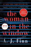 The Woman in the Window: Large Print Edition