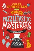 Super Puzzletastic Mysteries Short Stories for Young Sleuths fromiMystery Writers of America