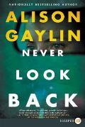 Never Look Back LP