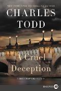Cruel Deception Large Print