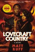 Lovecraft Country movie tie in A Novel