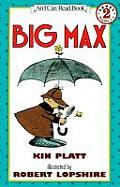 Big Max An I Can Read Book