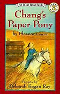 Changs Paper Pony An I Can Read