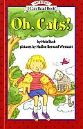 Oh Cats My First I Can Read Book