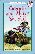 Captain & Matey Set Sail