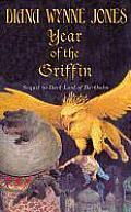 Derkholm 02 Year of the Griffin