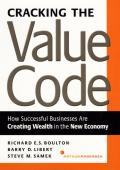 Cracking The Value Code How Successful B