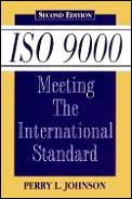 Iso 9000 Meeting The International 2nd Edition