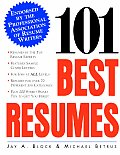 101 Best Resumes Endorsed by the Professional Association of Resume Writers