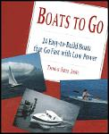 Boats To Go 24 Easy To Build Boats That