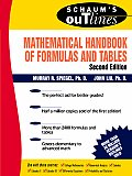 Mathematical Handbook Of Formulas & Tables 2nd Edition