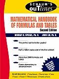 Mathematical Handbook Of Formulas & Tables 2nd Edition