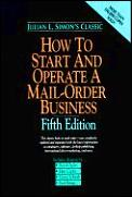 How To Start & Operate A Mail Order 5th Edition
